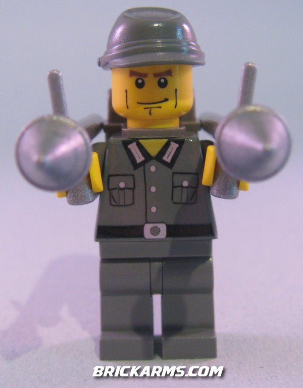 A Nazi PanzerGrenadier LEGO