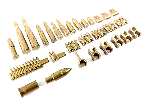 BrickArms AMMO Pack LEGO Minifigure Weapons Pack