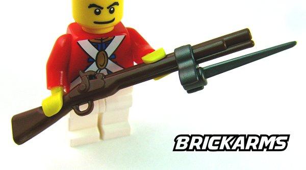 BrickArms Bayonet LEGO Minifigure Weapon