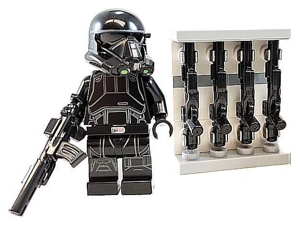 Backpacks for Lego Star Wars Weapons
