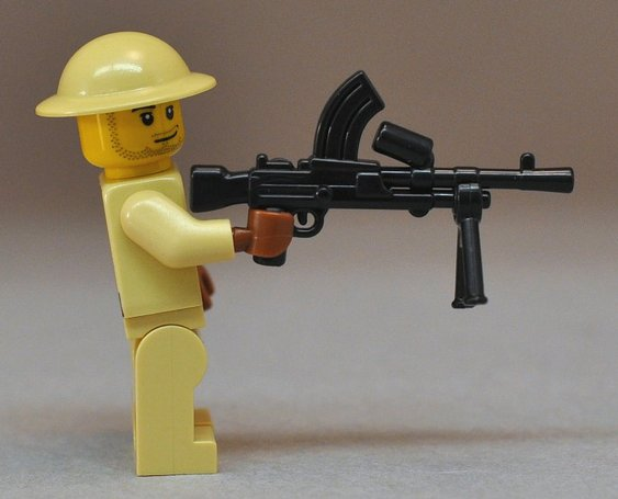 lego machine gun for minifigs