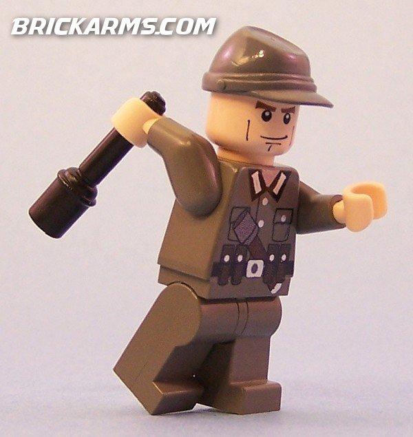 BrickArms German M24 Steilhandgranate Stick Grenade Potato