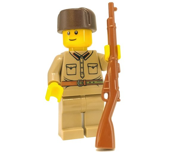 BrickArms WW1 TRench Packs LEGO Minifigure Weapons Pack