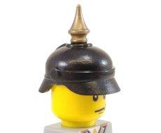 BrickArms LEGO Minifigure Headgear Helmets