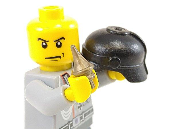 BrickArms Pickelhaube Helmet LEGO Minifigure Headgear