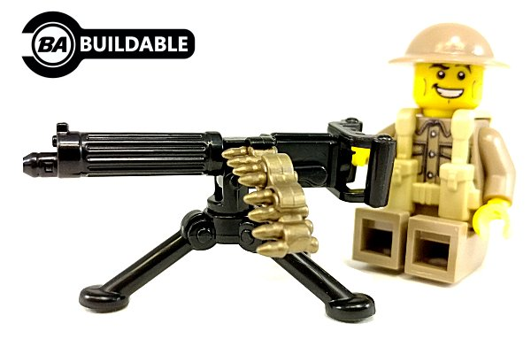 BrickArms Releases